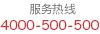 服务热线:4000-500-500
